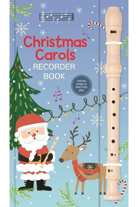 Recorder Book: Christmas Carol...