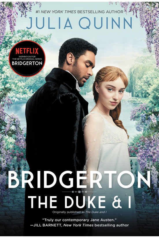 Bridgerton #01: The Duke And I