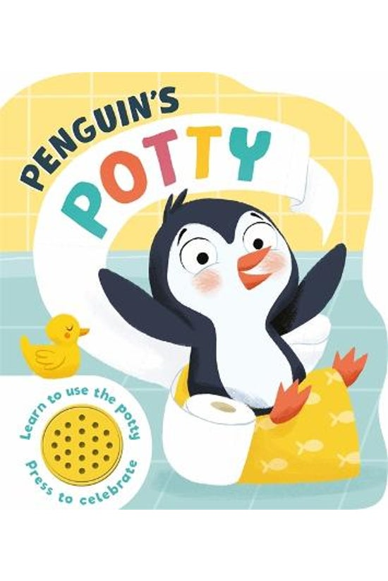 Penguin's Potty Sound Book