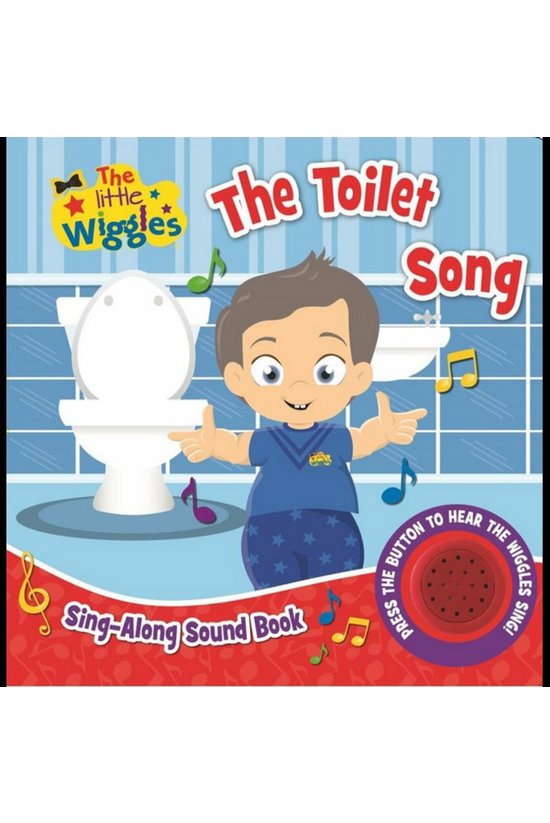 The Little Wiggles: The Toilet...