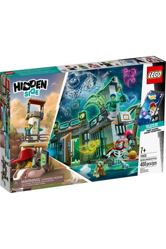 Lego Hidden Side: Newbury Aban...