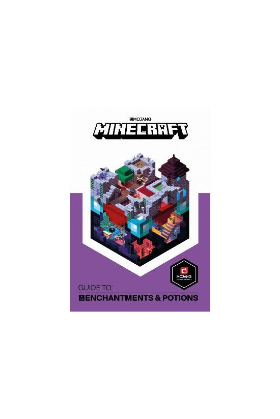 Minecraft Guide To Enchantment...