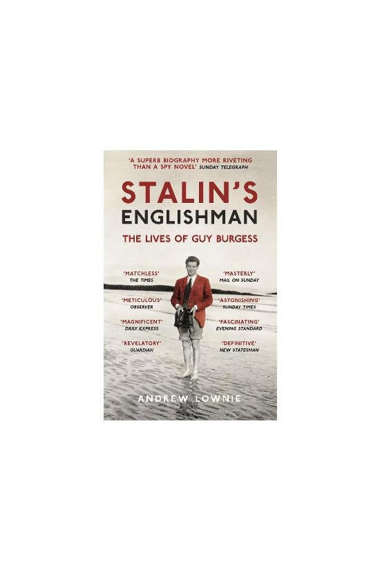 Stalin's Englishman: The Lives...