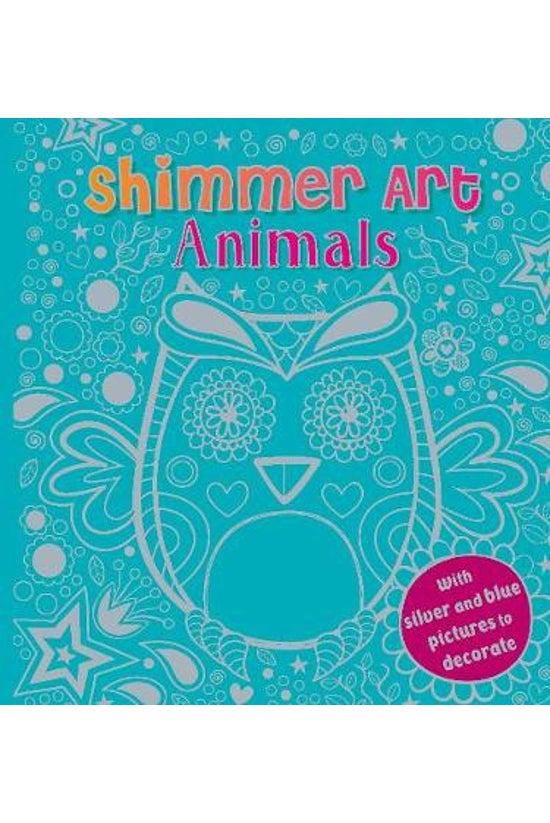 Shimmer Art Animals