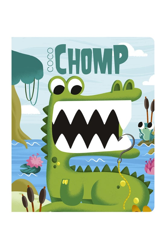 Bite Book: Gator Chomp