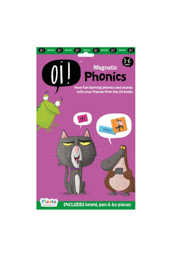 Oi! Magnetic Phonics Activity ...