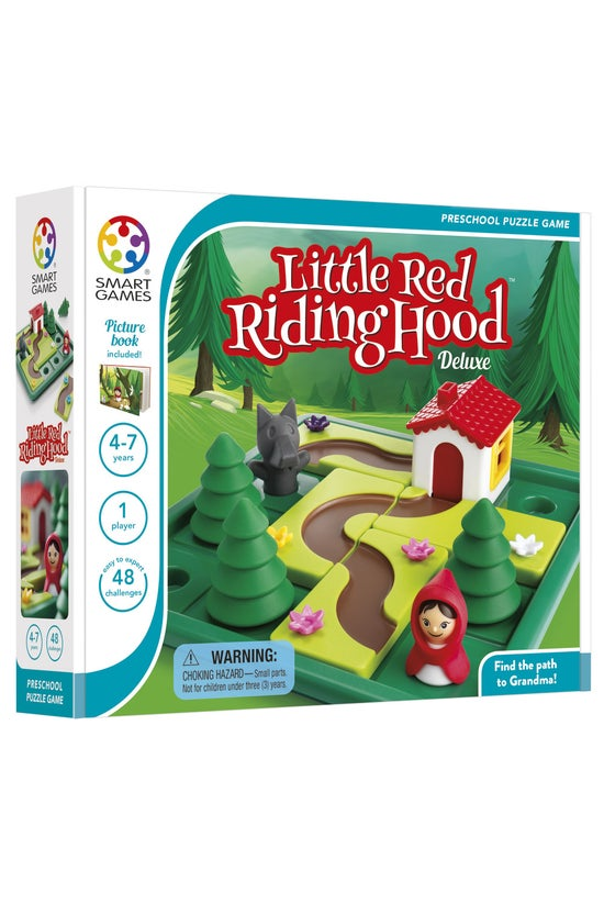 Smart Games: Little Red Riding...