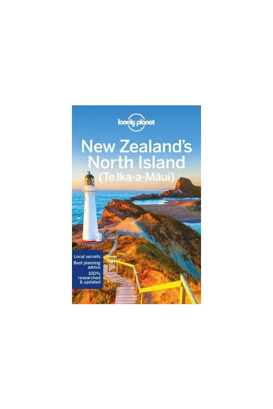 Lonely Planet New Zealand's No...