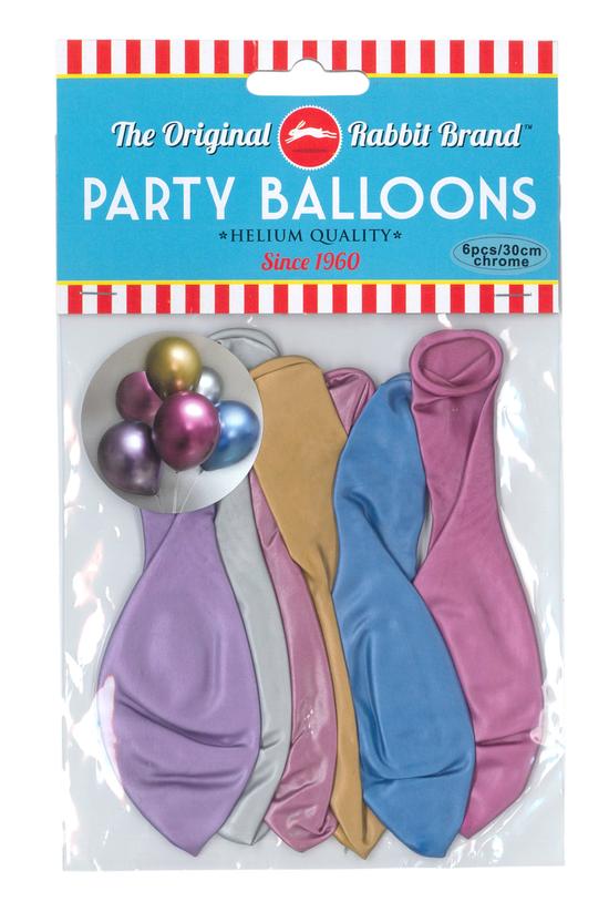 Rabbit Brand Latex Balloons 30...