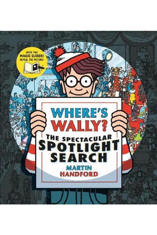 Where's Wally? The Spectacular...