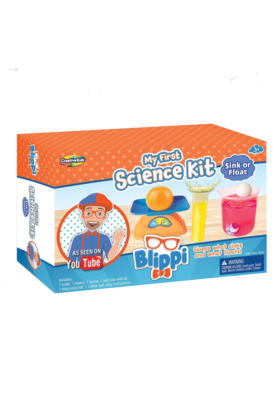 Blippi My First Science Kit Si...