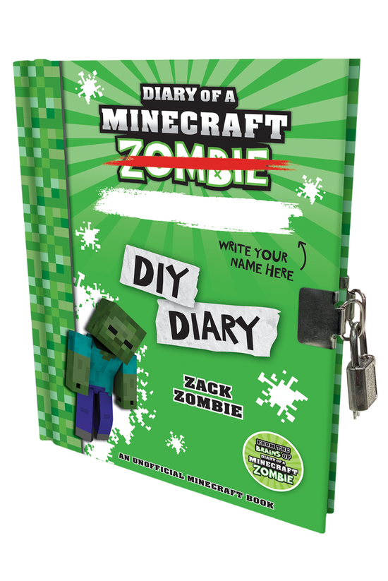 Diary Of A Minecraft Zombie: D...