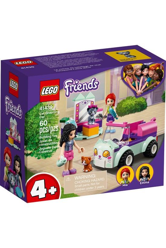 Lego Friends: Cat Grooming Car...