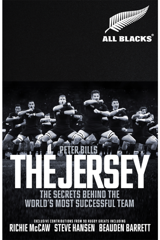 The Jersey: The All Blacks