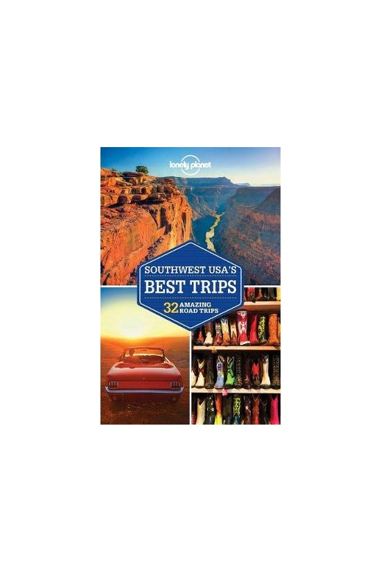 Lonely Planet Southwest Usa's ...