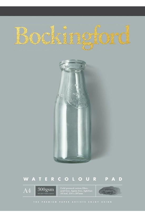 Bockingford Watercolour Pad A4...
