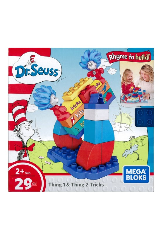 Mega Bloks Dr Seuss Cat In The...