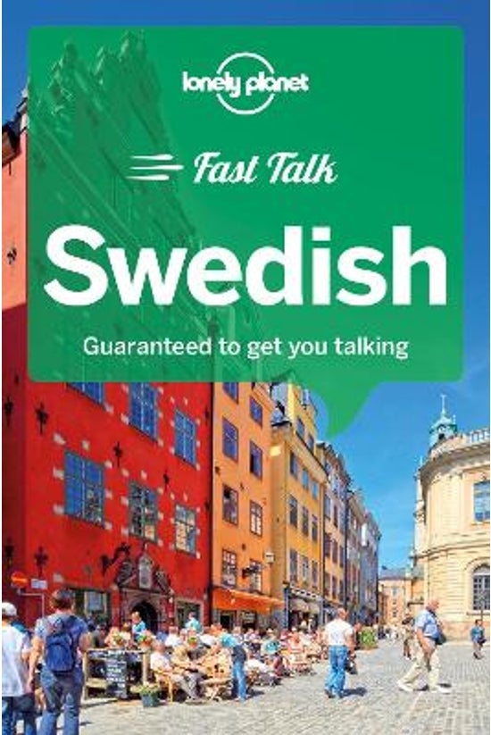 Lonely Planet Fast Talk Swedis...