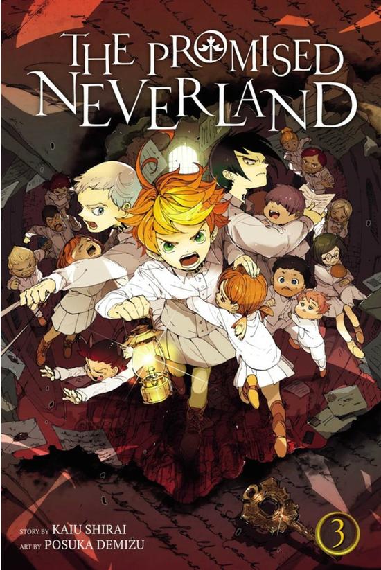 Promised Neverland #03