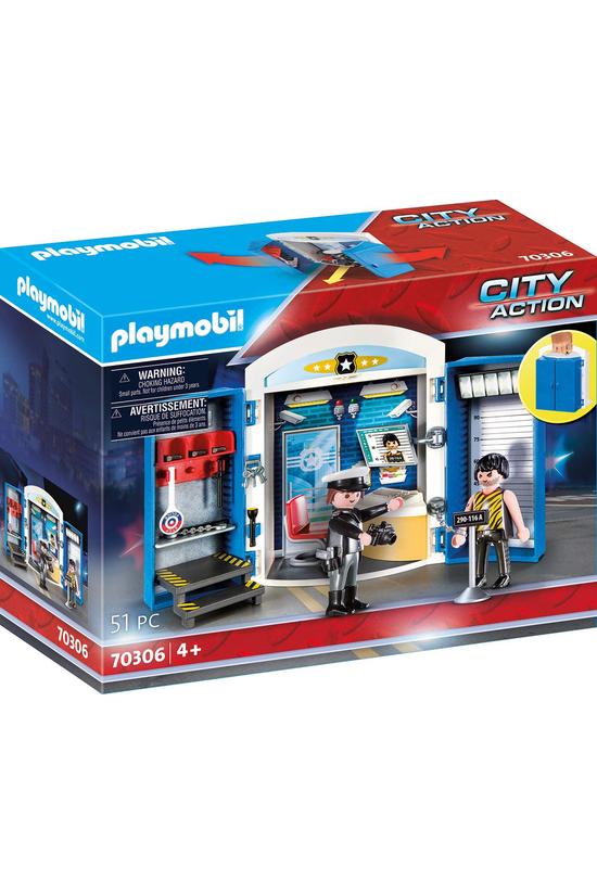 Playmobil Police Station Play ...