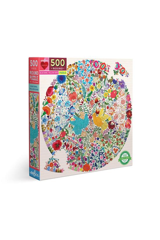 Eeboo Round Jigsaw Puzzle 500 ...