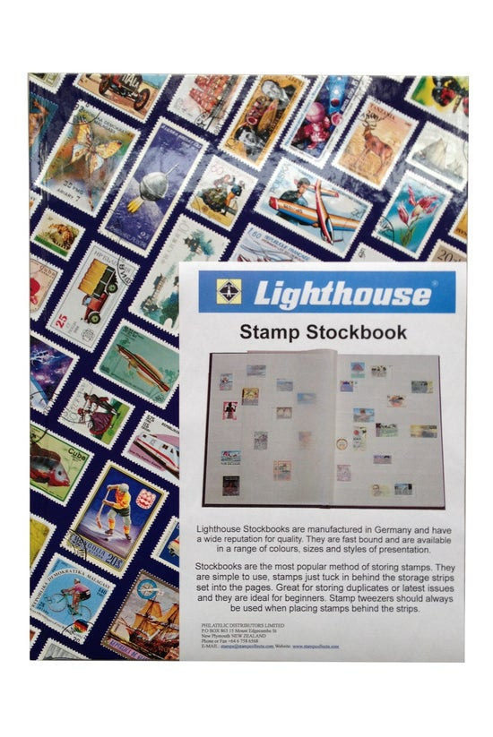 Lighthouse Stamp Stockbook L2/...
