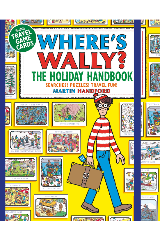 Where's Wally? The Holiday Han...