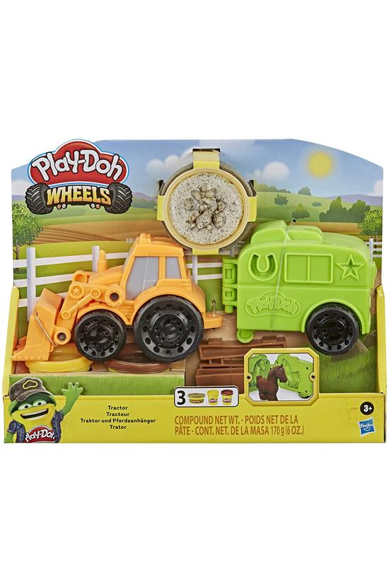 Play-doh Wheels: Tractor Farm ...