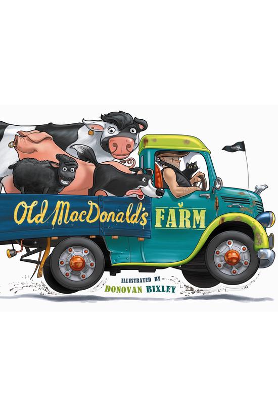 Old Macdonald's Farm: Nz Editi...