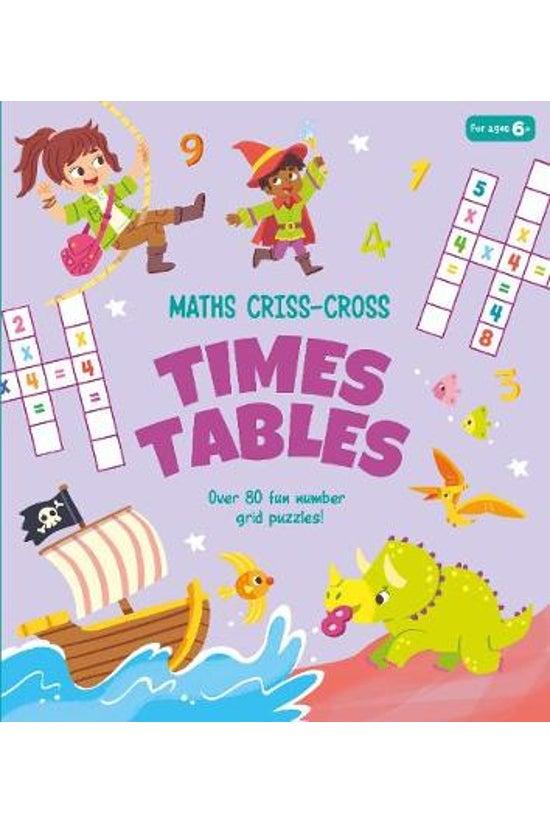 Maths Criss-cross Times Tables