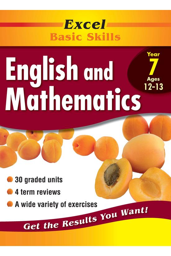 Excel Basic Skills Year 7 Engl...