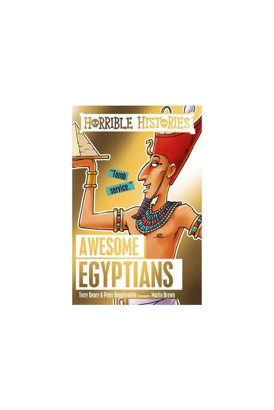 Horrible Histories: Awesome Eg...