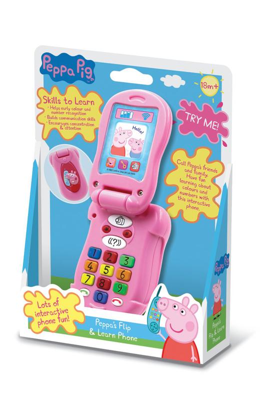 Peppa Pig Flip & Learn Pho...
