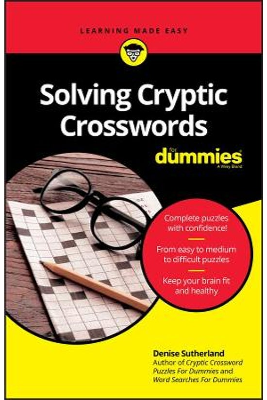 Solving Cryptic Crosswords For...