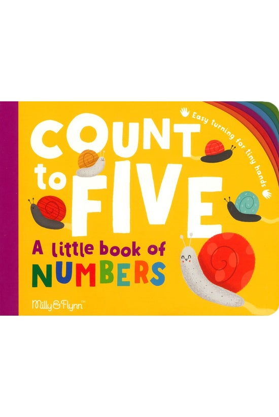 Count To Five: A Little Book O...