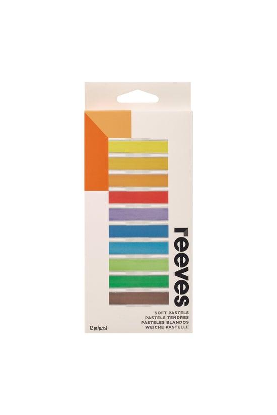 Reeves Soft Pastel Set Pack Of...
