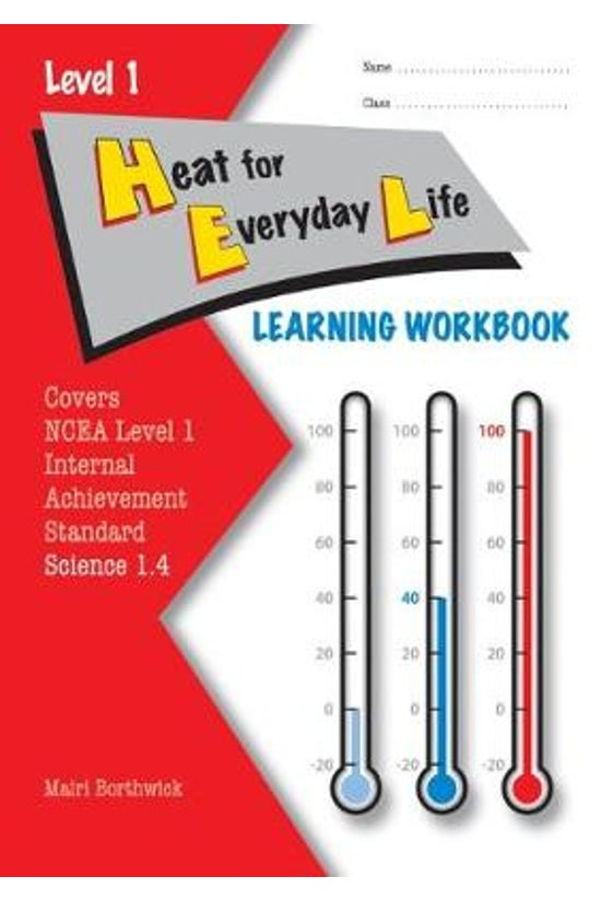 Ncea Level 1 Science Heat For ...