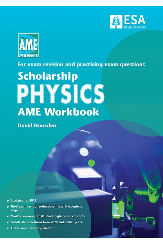 Scholarship Physics Ame Workbo...