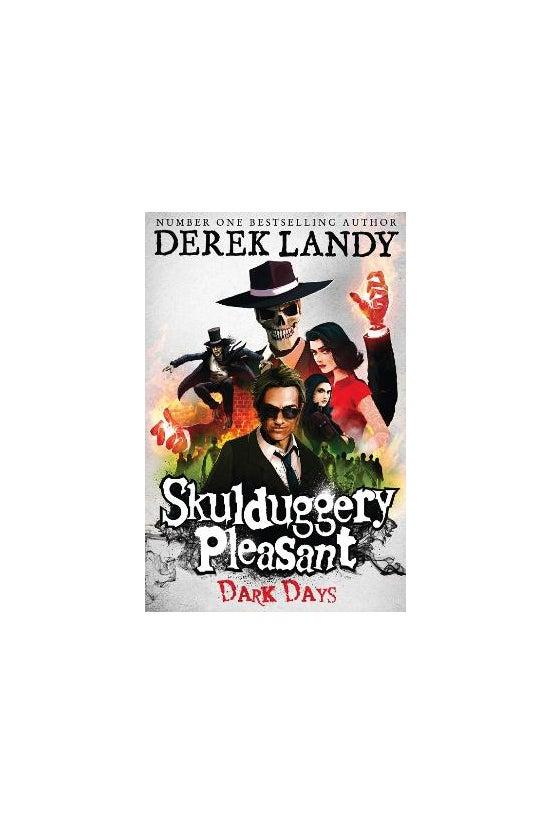 Skulduggery Pleasant #04: Dark...
