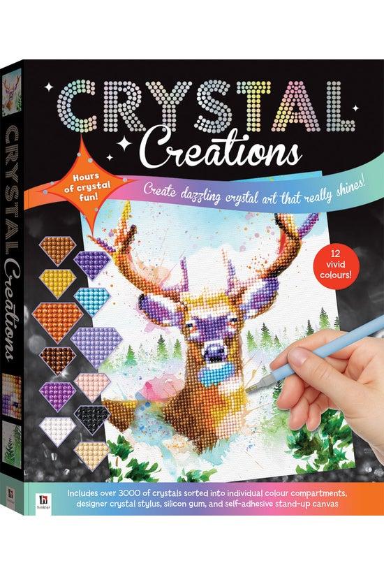 Crystal Creations: Deer