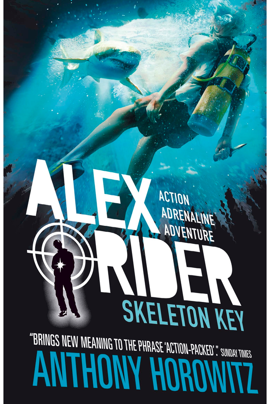 Alex Rider #03: Skeleton Key
