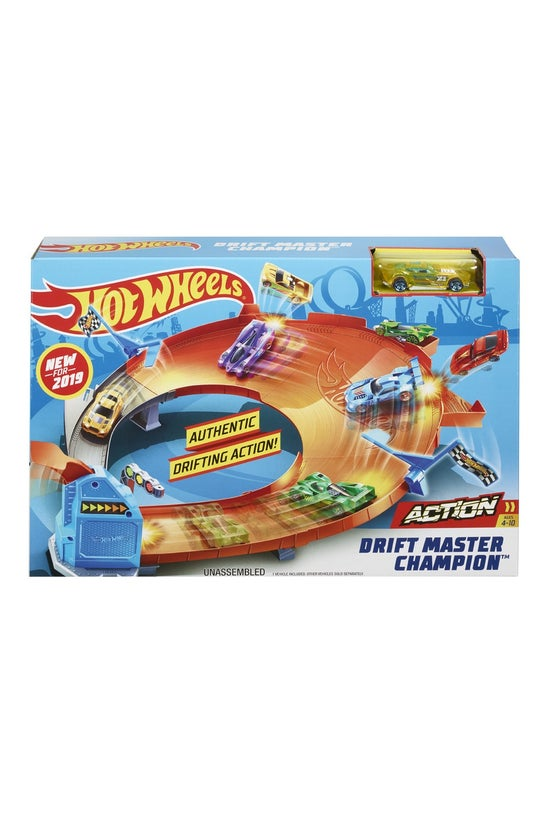 Hot Wheels Champion Playset As...