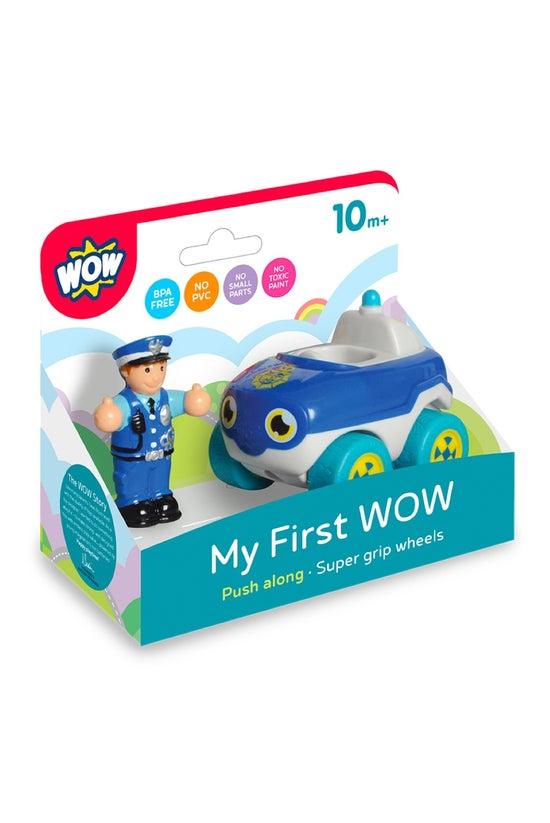My First Wow Police Car Bobby