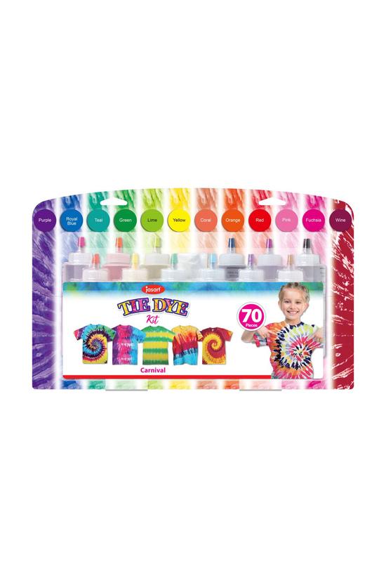 Jasart Tie Dye Carnival Set
