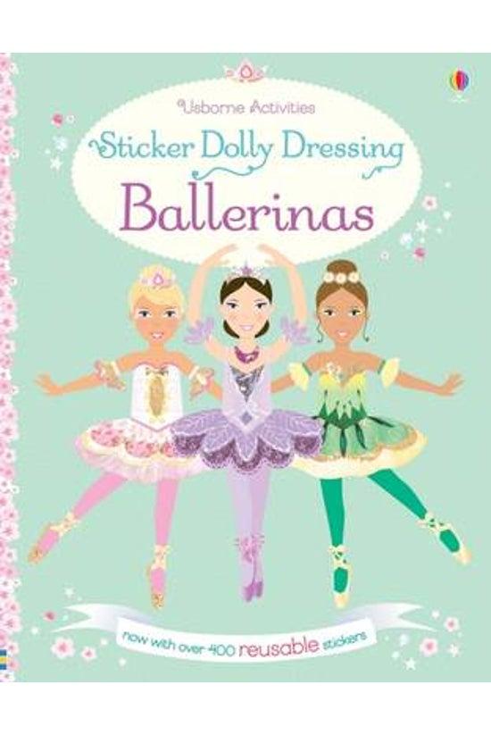 Sticker Dolly Dressing Balleri...