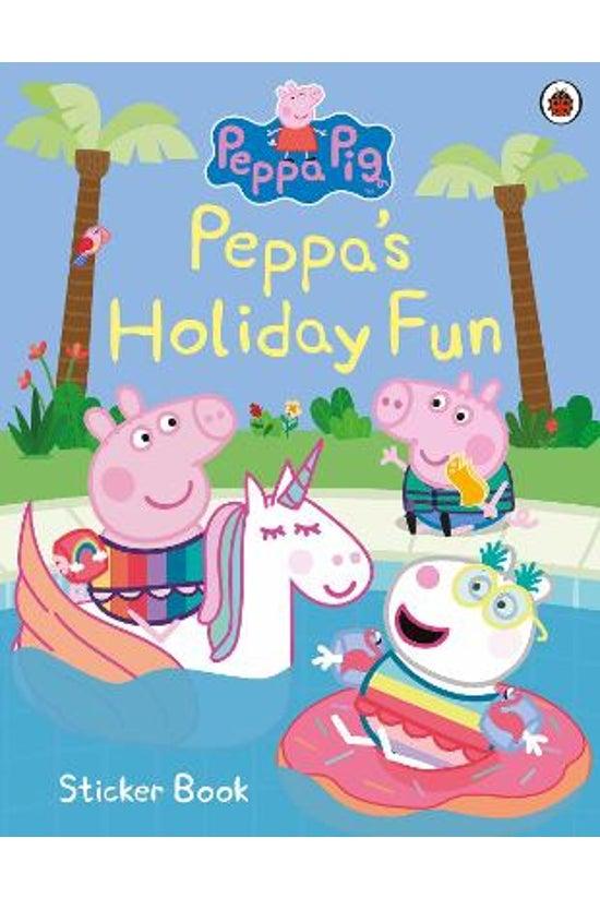 Peppa Pig: Peppa's Holiday Fun...