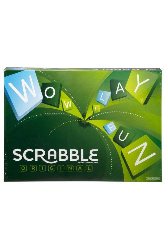 Scrabble Board Game