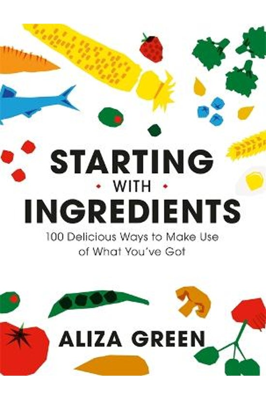 Starting With Ingredients
