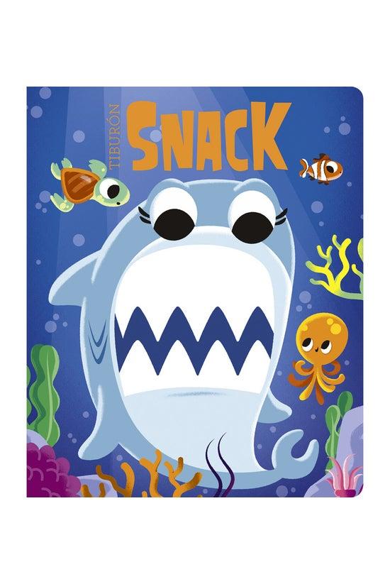 Bite Book: Shark Snack