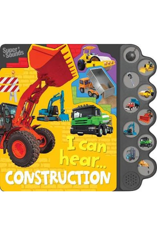 I Can Hear Construction Sound ...